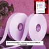 Banda poliamida etichete textile - brand,marime,intretinere si compozitie