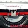 Banda tus - masina de scris-0744373828