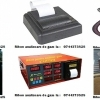 Banda tusata ptr. analizor gaze role hartie Protech Flux 5000,Gorchi GA 510, Tec