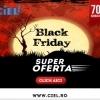 Black Friday! Nu rata 17 noiembrie!