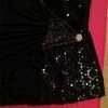 Bluza Neagra Eleganta, Revelion, Nunta, Botez, Aniversare, Ocazii Speciale