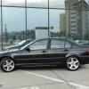 BMW 318 D Vand