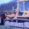 Buldozer Catepilar din ANGLIA  pe senile 16 tone