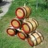 Butoaie din lemn de dud, salcam, stejar