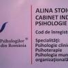 Cabinet Individual ofera servicii specializate in Psihologie