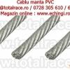 Cabluri legare protectie PVC stoc Bucuresti