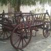 Car de lemn