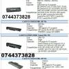 CARTUS pentru imprimante, multifunctionale, copiatoare si faxuri. HP 12A, HP 35A