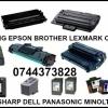 Cartușe compatibile & originale ptr. imprimante, multifunctionale, copiatoare