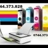 Cartuse negru si color ptr. imprimante, multifunctionale, copiatoare si faxuri.