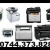 Cartuse pentru imprimante  0744373828, multifunctionale cu livrare rapida.