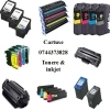 Cartuse pentru imprimante, multifunctionale, copiatoare si faxuri