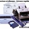Cartuse si riboane 0744373828  pentru imprimante, masini de scris ,calculatoare