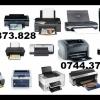 Cartuse si service pentru imprimante, multifunctionale.