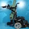 Carucior electric cu verticalizare pentru copii second hand Permobil