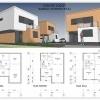 Casa in stil modern S+P+M 172mp.