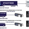 Casete tusate si role hartie Thermo King, Transcan, Tkdl, Touchprint,  Datacold