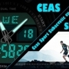 Ceas Sport Subacvatic, Electronic