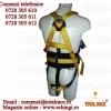 Centura de siguranta pentru protectie in timpul lucrului pe schele