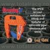 Cleste tuburi beton model IPCC productie Crosby