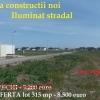 Comuna Berceni, teren construibil / lot casa