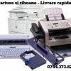 Consumabile ptr. imprimante, multifunctionale, masini de scris, faxuri si copiat