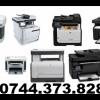 Consumabile si service pentru imprimante, multifunctionale, copiatoare si faxuri