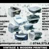Consumabile si service pentru imprimante si multifunctionale.
