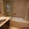 Corpuri de iluminat in gresie baie