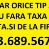 Cumpar auto cu sau fara taxa platita!