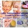 Curs Prepararea sapunurilor/produselor cosmetice