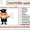 Curs RAPID lacatus, instalator, zidar, electrician,sudor, dulgher, mecanic auto