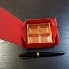 Cutie rigida cu magnet pentru 4 praline sau bomboane