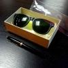 Cutie/etui dura pentru ochelari
