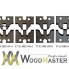 Cutite amovibile pentru freza lemn