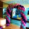 Decoratiuni baloane pentru evenimente in Constanta 0762649069