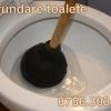 Desfundare WC-uri