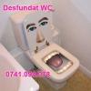 Desfundator WC
