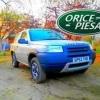 Dezmembrari Land Rover Freelander 97-2007 piese motor benzina td4 diesel