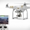 DJI Phantom 3 Professional si Advanced. La westbuy