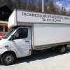 Duba Mercedes Sprinter de inchiriat pentru transporto marfa