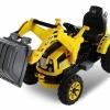 Excavator electric pentru copii Construktor