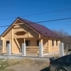 Executam case din lemn de brad C 053 Alin