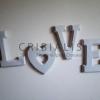 Figurine ipsos Litere LOVE