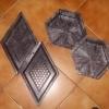 Forme de plastic pentru pavele, borduri
