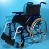 Fotoliu pentru handicap second hand B+B / sezut 52 cm