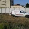 Gard garduri beton montaj transport