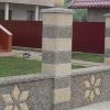 Gard Ornamental din Beton