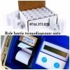 Hartie inregistrator temperatura Transcan,TouchPrint,ThermoKing,TKDL CCI,Transca