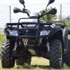 Hunter 550-SXL / 4X4 / WINCH / 4x suspensie